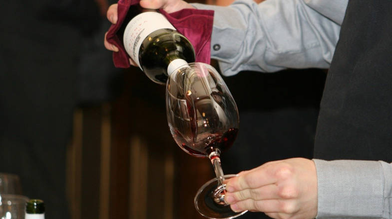 Wine tasting all'Hotel Excelsior Planet di Cervinia