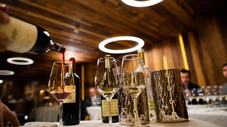 Fumin Valdostano, wine tasting Cervinia